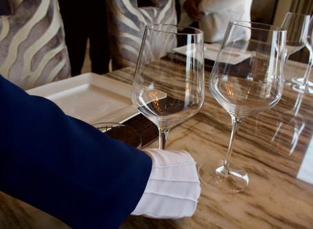 Wine and Spirits Service