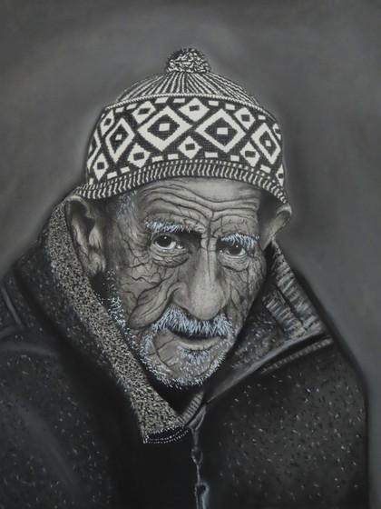 OldMan in Winter