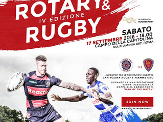 Trofeo Rugby Club Rotary Roma Nord