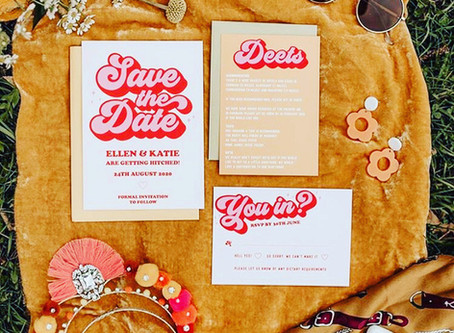 Where to find the perfect wedding stationery