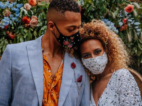 One Love Elopement / Micro-Wedding Shoot