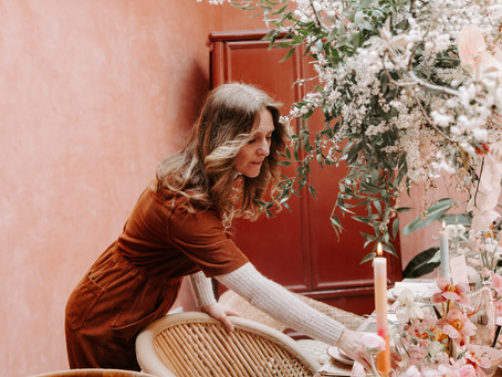 Should you DIY your wedding or hire a wedding stylist to give you direction and help you design it?