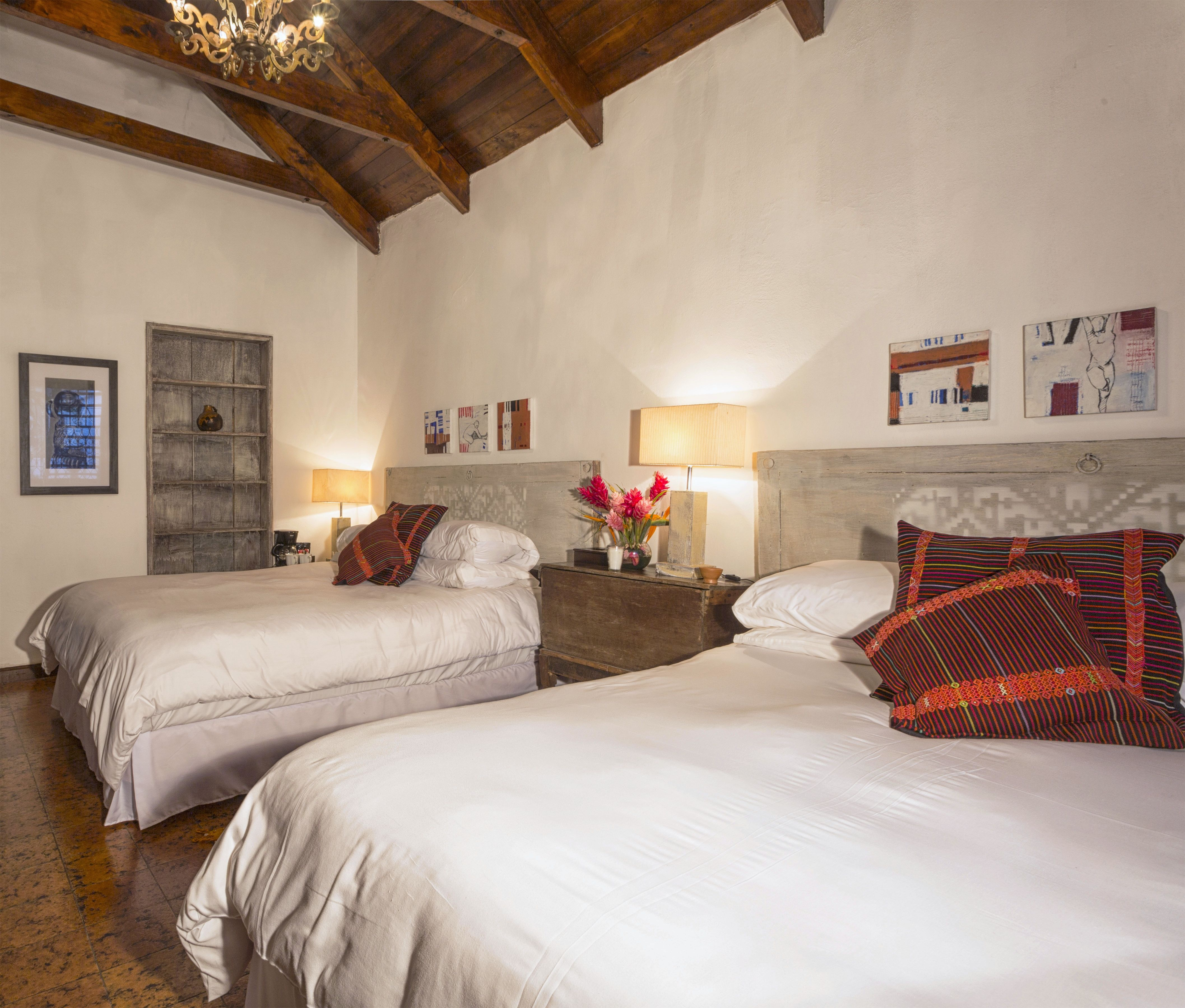 Room #4C Palo-Santo