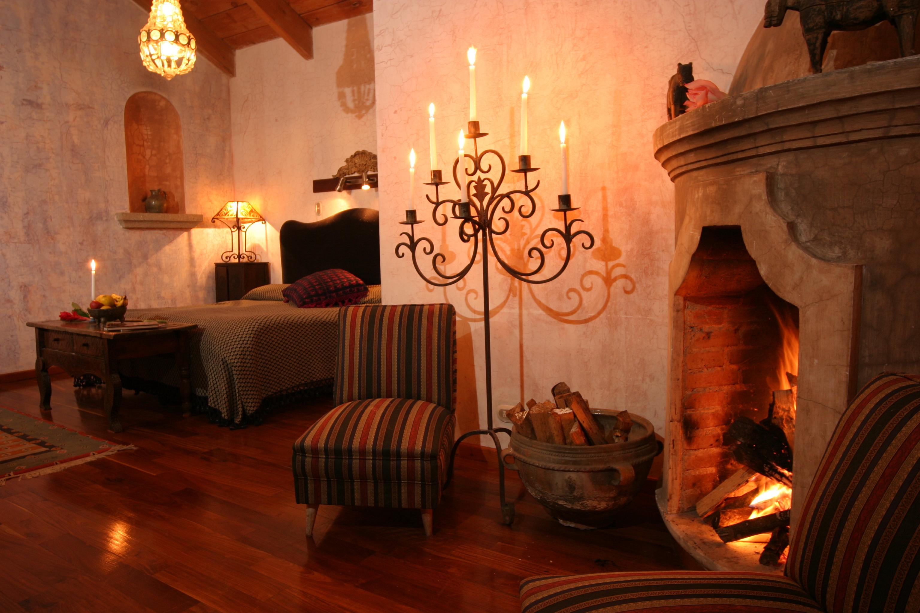Hotel Meson Panza Verde, room 7