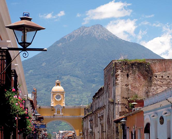 Antigua Arco