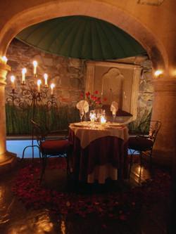 Meson Panza Verde Romantic Dinner
