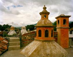 Meson Panza Verde cupolas