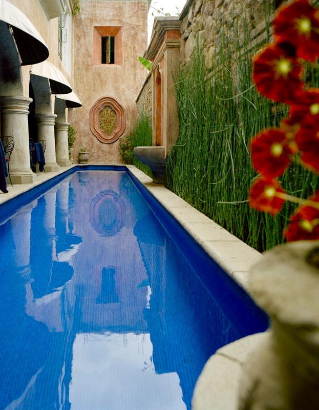 Panza Verde Lap pool