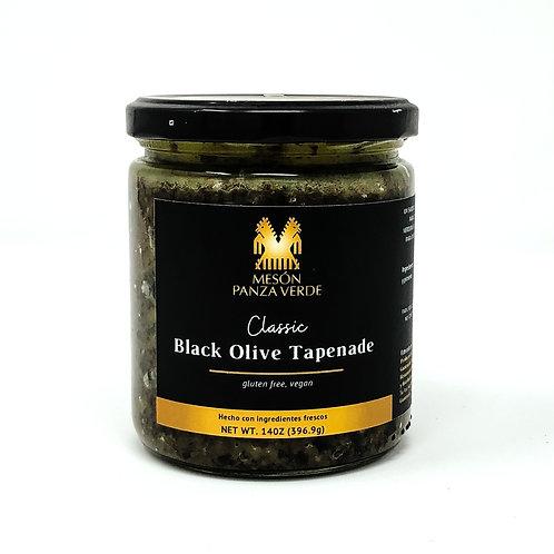 Classic Black Olive Tapenade