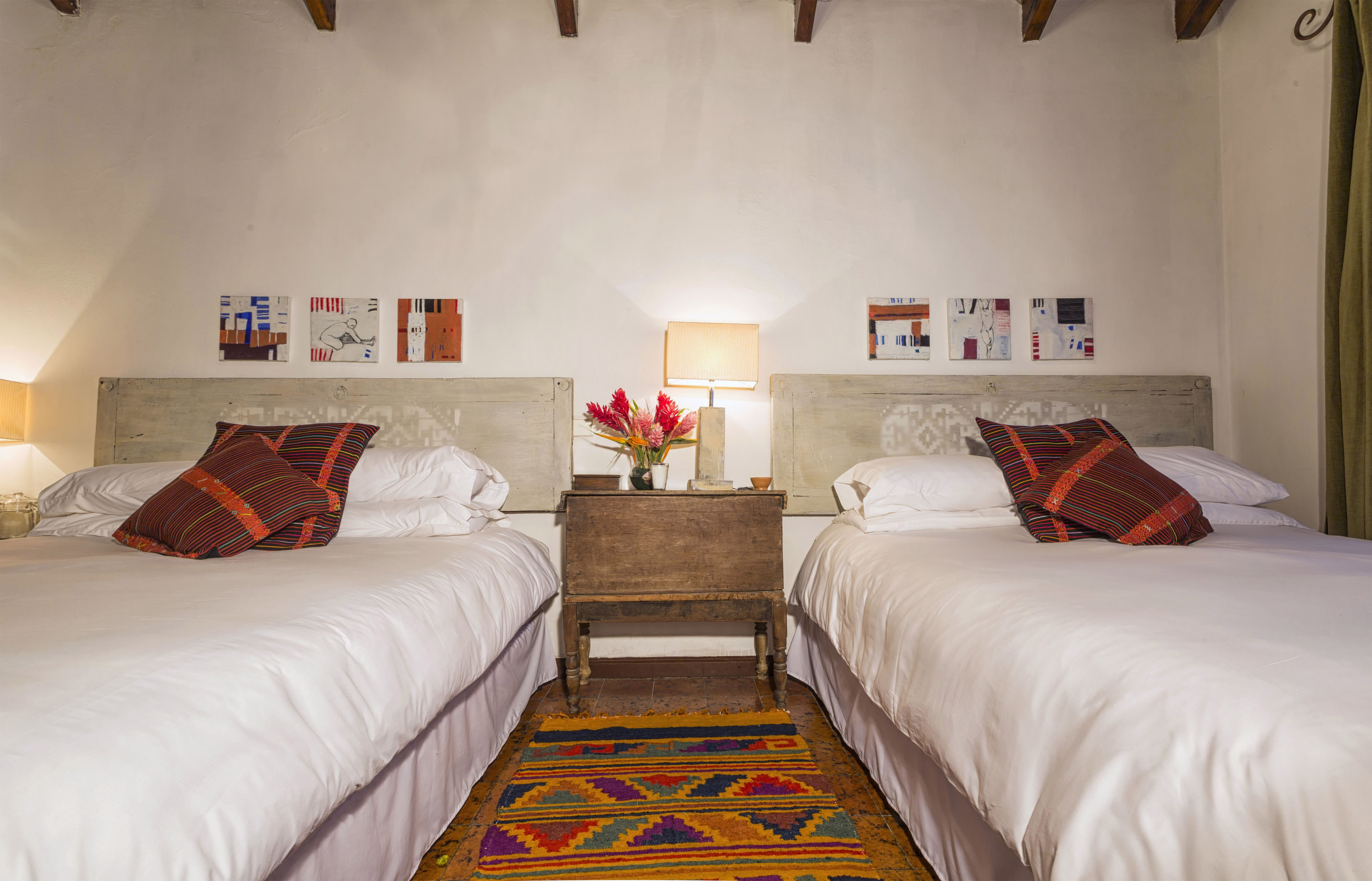 Room #4D Palo-Santo
