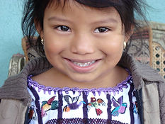Antigua Guatemala Indigenous Girl