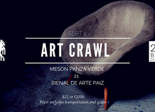 PANZA VERDE ART CRAWL