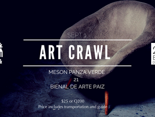PANZA VERDE ART CRAWL