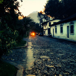 Antigua Guatemala Streets