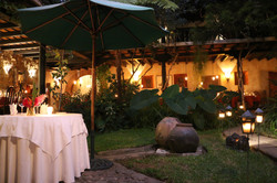 Meson Panza Verde, Garden Corredor