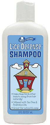 Lice Defense Products
