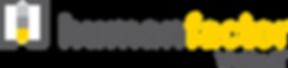 1.1.4.4 Logo Human Factor sobre blancos.