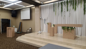 서울대교수회관웨딩홀 / 이디스텍 / EDISTEC / ED-P20N / EPC9000