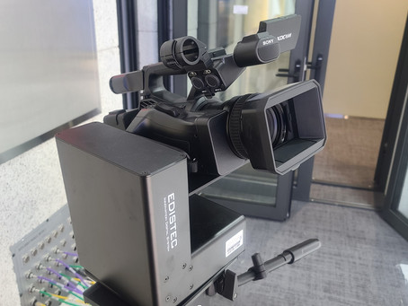 NH투자증권 신사옥 스튜디오 ED-T1 설치 / EPC9000
