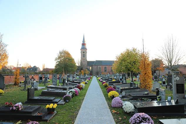 Funerair Erfgoed Begraafplaats Oedelem 3
