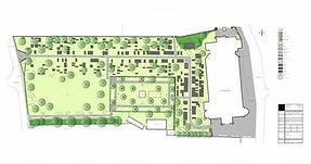 Evolutie Begraafplaats Oedelem Fase 3, Toekomstfase.