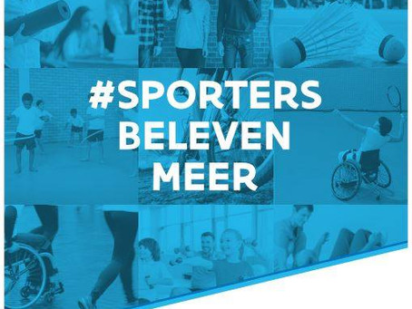 Sportersbelevenmeer-award voor sportdienst Beernem