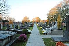 Funerair Erfgoed Begraafplaats Oedelem 1