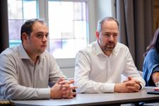 CD&V Beernem - Ruben Strobbe, Claudio Saelens