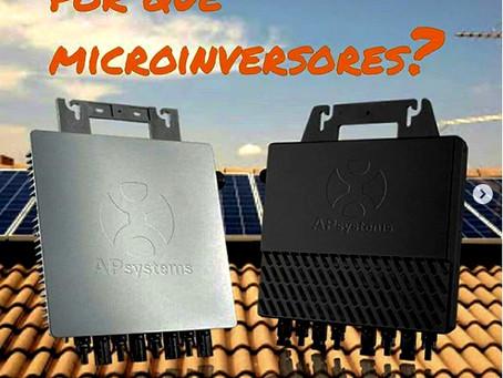 Por que temos preferência pela tecnologia de Microinversores?
