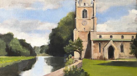 St James, Hemingford Grey, Cambridgeshire