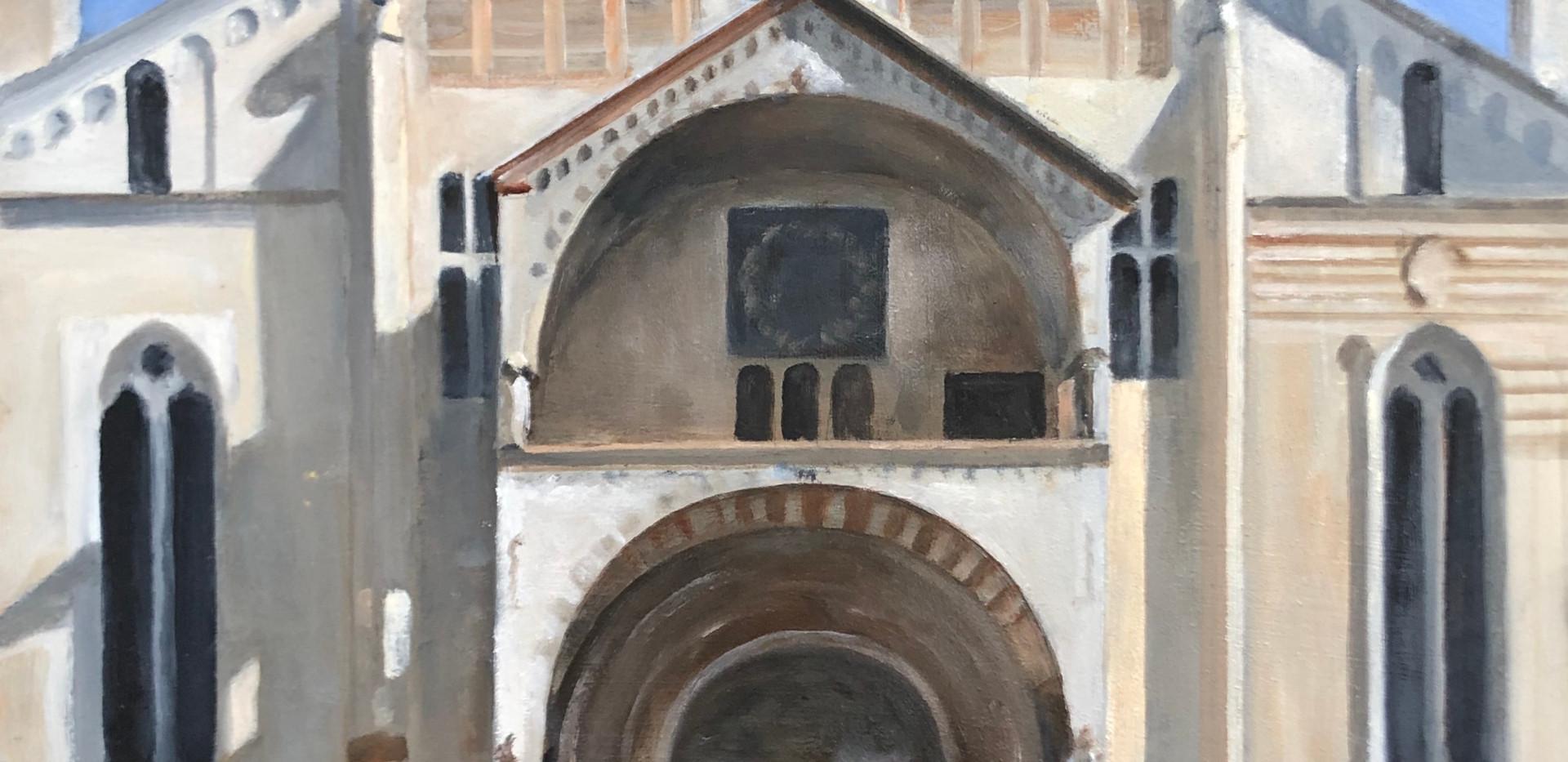 Verona - the duomo