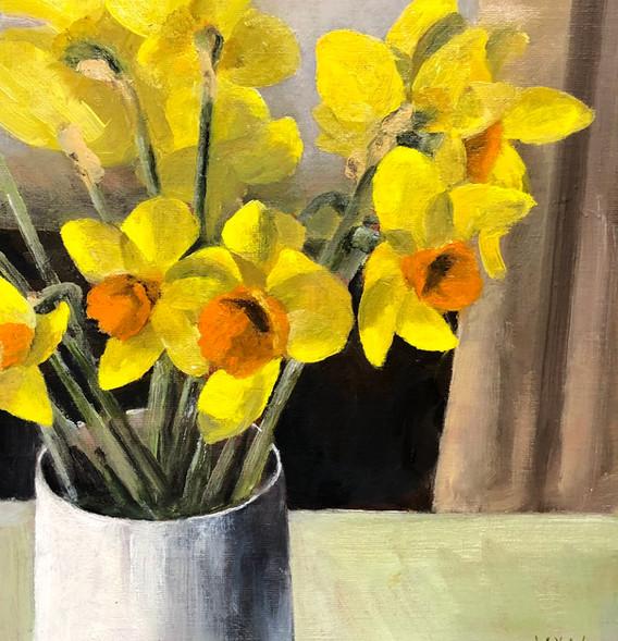 April vase