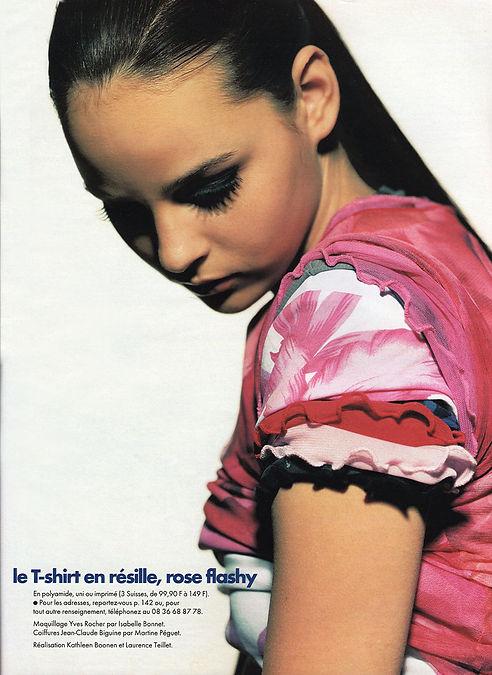 Garment party Elle Laurence Teillet