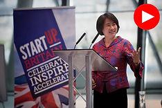 StartUp Britain City Hall_Hongbing Iris