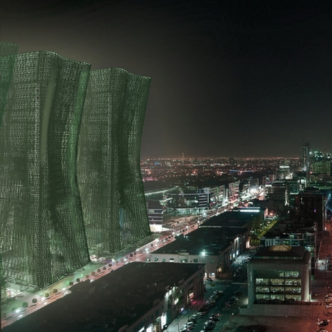 Flux City Desitecture
