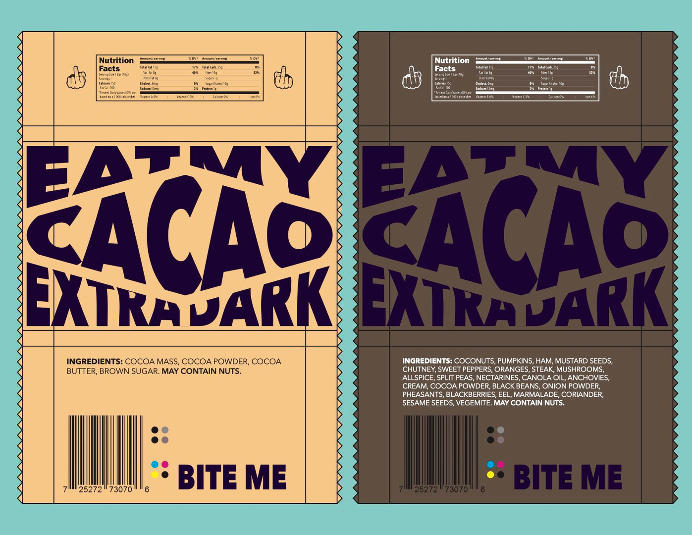 Eat My Extra Dark Cacao
