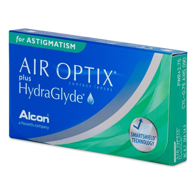 Alcon Air Optix for Astigmatism Hydragly
