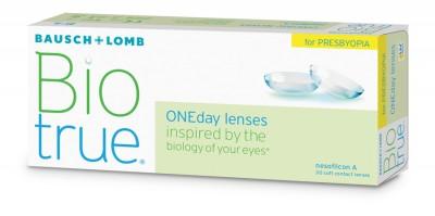 Bausch Lomb Biotrue for Presbyopia 30LC.