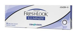 Alcon Freshlook One Day Illuminate 10LC.
