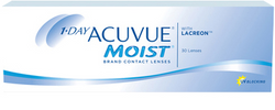 Johnson & Johnson Acuvue Moist 30 Lc