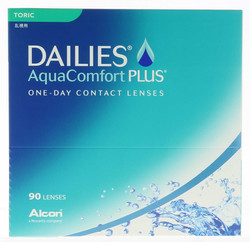 Alcon Dailies Aquaconfort Plus Toric 90L
