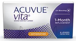 Johnson & Johnson Acuvue Vita Astigmatis