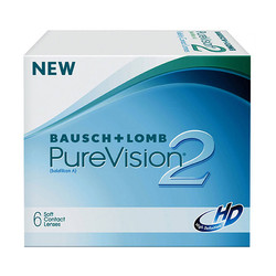 Bausch Lomb Pure Vision 2HD