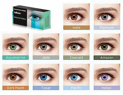 Bausch Lomb Natural Colors
