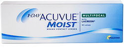 Johnson & Johnson Acuvue Moist Multifoca