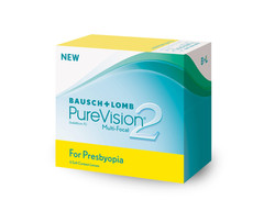 Bausch Lomb Pure Vision for Presbyopia 2