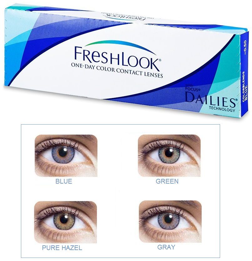 Alcon Freshlook One Day 10LC