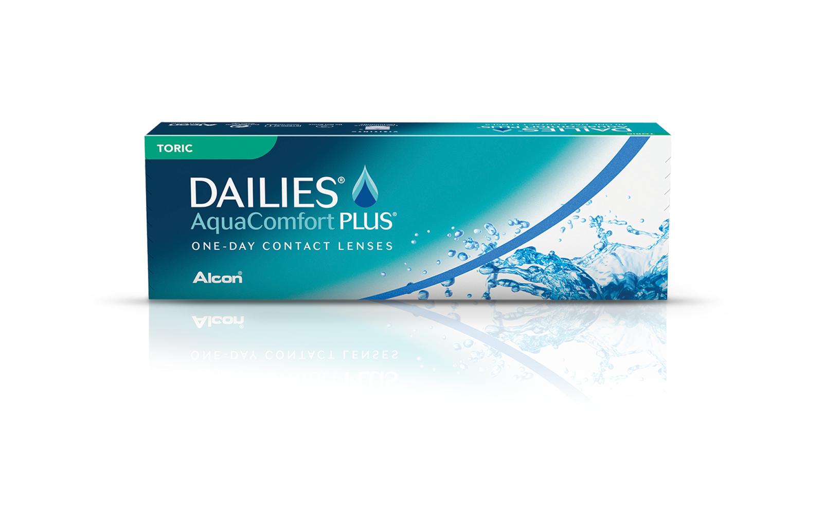 Alcon dailies Aquaconfort Plus Toric 30