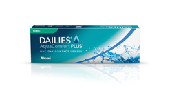 Alcon dailies Aquaconfort Plus Toric 30