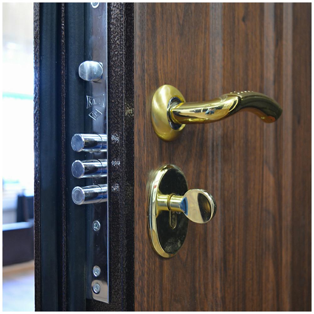 Двери, отличающиеся высокой степенью теплоизоляции Люкс